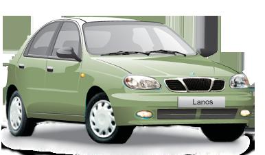 Daewoo Lanos кузов и оптика