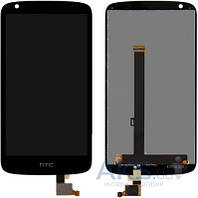 Дисплей (экраны) для телефона HTC Desire 526G Dual Sim + Touchscreen Black