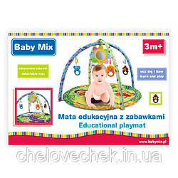 Коврик Baby Mix TT-191605004 Божья коровка