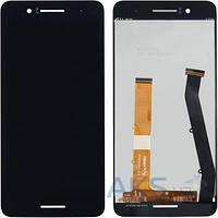 Дисплей (экраны) для телефона HTC Desire 728 Dual Sim + Touchscreen Black