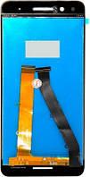 Дисплей (экраны) для телефона HTC Desire 728 Dual Sim + Touchscreen Original Black
