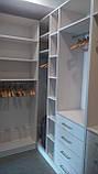 Гардеробная комната, Мебель для гардеробной комнаты от производителя, фото 2