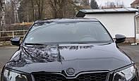 Спойлер лобового стекла Skoda Octavia (A7) 2012-