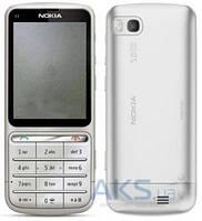 Корпус Nokia C3-01 с клавиатурой White