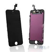Дисплей (экран) для телефона Apple iPhone SE + Touchscreen Original Black
