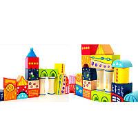 Замок из кубиков, Hape E0418
