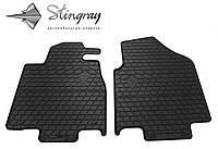 Stingray Модельные автоковрики в салон Acura MDX 2007- Комплект из 2-х ковриков (Черный)