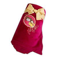 Флисовый плед Disney Принцесса Белль. Оригинал