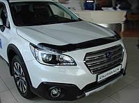 Дефлектор капота (мухобойка) Subaru Outback/Legacy 2015-