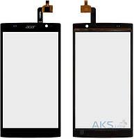 Сенсор (тачскрин) для Acer Liquid Dual Sim Z500 Original Black