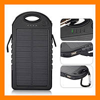 Солнечное зарядное устройство Power Bank 10000 mAh