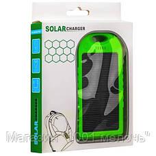 Солнечное зарядное устройство Power Bank 10000 mAh, фото 3