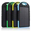 Солнечное зарядное устройство Power Bank 10000 mAh, фото 4
