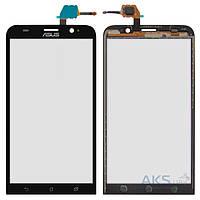 Сенсор (тачскрин) для Asus ZenFone 2 Laser ZE551KL Black