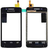 Сенсор (тачскрин) для Alcatel One Touch T'Pop 4010 Original