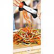 Терка для овощей Spiral Slicer, овощерезка Спираль Слайсер, фото 4
