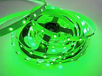 Светодиодная лента стандарт 2835-60 5-6 Лм Зеленый
