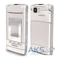 Корпус Nokia N76 с клавиатурой White