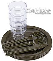 Набор посуды для пикника Giostyle Explora G4