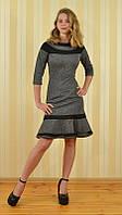 Платье годе трикотажное  Green & Country 16038, Турция, фото 1