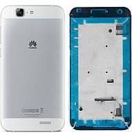 Корпус Huawei Ascend G7 Original White