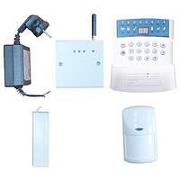 Комплект беспроводной сигнализации MAKC3718P-M4064KP
