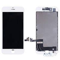 Дисплей (экран) для телефона Apple iPhone 7 Plus + Touchscreen Original White