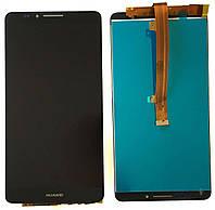 Дисплей (экран) для телефона Huawei Ascend Mate 7 + Touchscreen Original Black