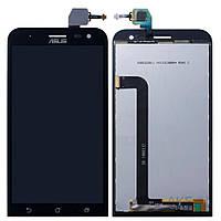 Дисплей (экран) для телефона Asus ZenFone 2 Laser ZE500KL + Touchscreen Original