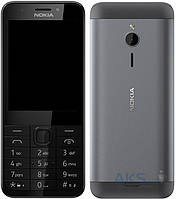 Корпус Nokia 230 Dual Sim (RM-1172) Black