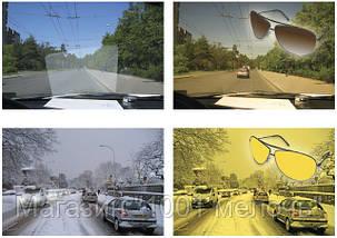 Солнцезащитные, антибликовые очки для спортсменов и водителей SMART VIEW ELITE - желтые, фото 2