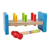 Игрушка-стучалка деревянная, Hape E0503