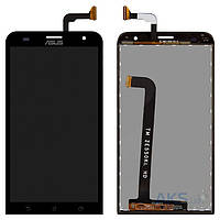 Дисплей (экран) для телефона Asus ZenFone 2 Laser ZE550KL + Touchscreen