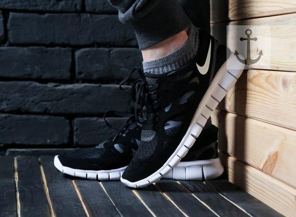 35d413d2 Мужские кроссовки Nike Free Run Plus 2: продажа, цена в Киеве ...