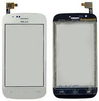 Сенсор (тачскрин) для BLU A270A Advance 4.0 , Explay A400 Original White
