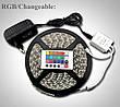 Лента светодиодная RGB SMD3528+Пульт+Контроллер+Блок питания. В силиконе!, фото 3