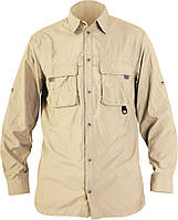 Рубашка Norfin Cool Long Sleeve Beige р.XL