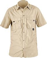 Рубашка Norfin Cool Sand Beige р.XL