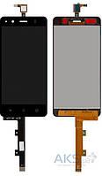 Дисплей (экран) для телефона BQ Aquaris M4.5 + Touchscreen Original Black