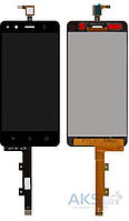 Дисплей (экран) для телефона BQ Aquaris M4.5 + Touchscreen Black