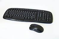 Русская беспроводная клавиатура + мышка G9