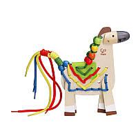 Пони для шнуровки, Hape E1016