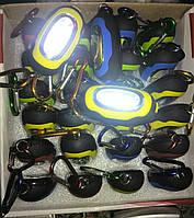 Автомобильный брелок-фонарик LED с карабином