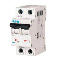 Автоматический выключатель EATON PL6-B25/2 (286557)