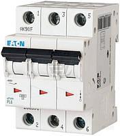 Автоматический выключатель EATON PL6-B10/3 (286587)