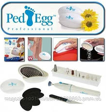 Педикюрный набор Ped Egg Professional 18 предметов!Акция, фото 3