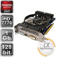 Видеокарта PCI-E ATI Gigabyte HD7770 (1Gb/GDDR5/128bit/HDMI/DVI/2*miniDP) б/у