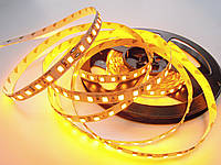 Светодиодная лента стандарт 2835-120 5-6 Лм Желтый