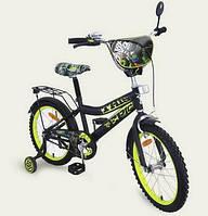 Велосипед двухколесный 18'' 171824 ***