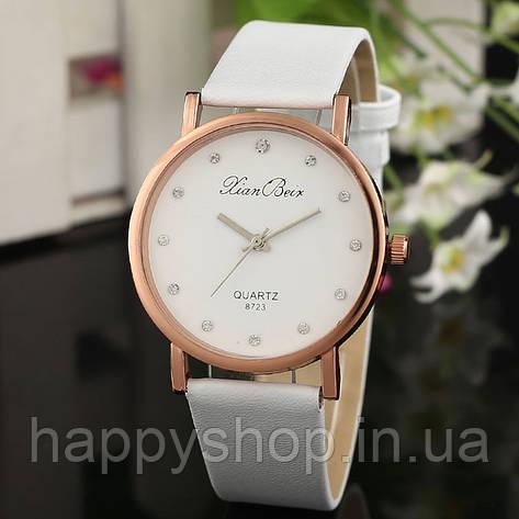 Стильные женские часы (белые), фото 2